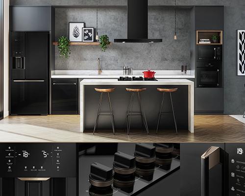 Линейка кухонных приборов Electrolux Pro