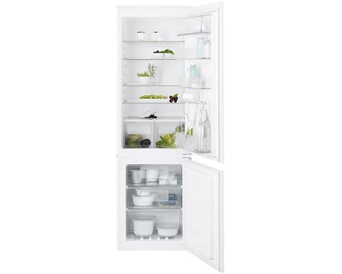 Встраиваемый двухкамерный холодильник Electrolux ENN 92841 AW