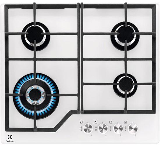 Встраиваемая газовая варочная панель Electrolux GPE 363 YV