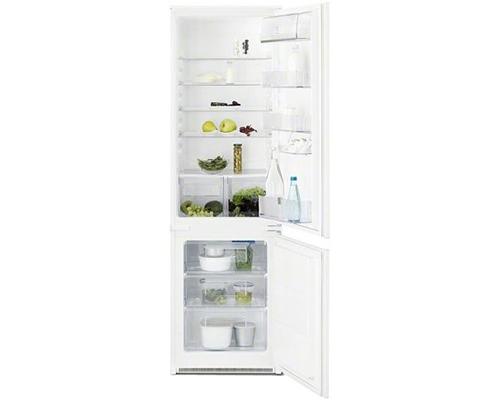 Встраиваемый двухкамерный холодильник Electrolux ENN 92801 BW