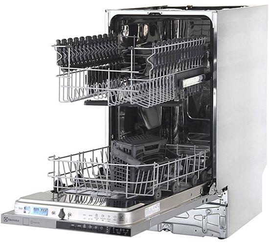 Полновстраиваемая посудомоечная машина Electrolux ESL 94320 LA