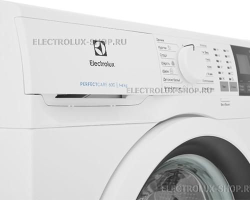 Панель управления стиральной машины Electrolux EW6S4R 06 W