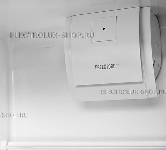 Двухкамерный холодильник Electrolux EN 3454 NOW с функцией FreeStore