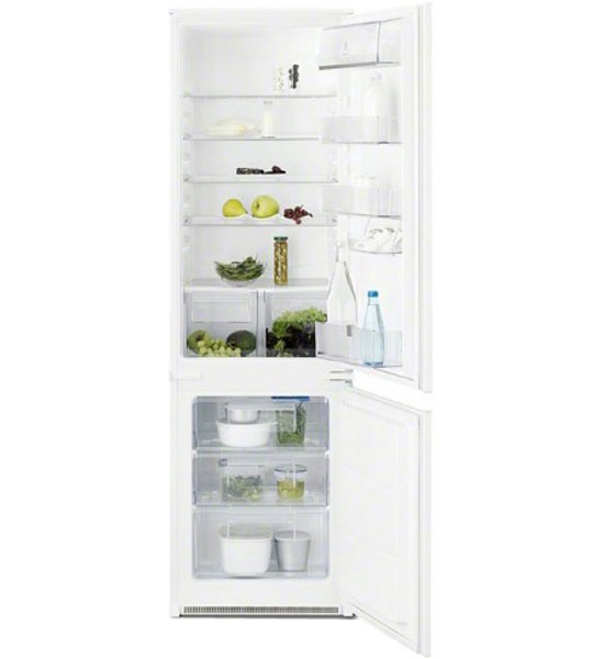 Встраиваемые двухкамерные холодильники Electrolux ENN 92853 CW