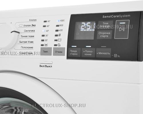 Дисплей стиральной машины Electrolux EW6S4R 06 W