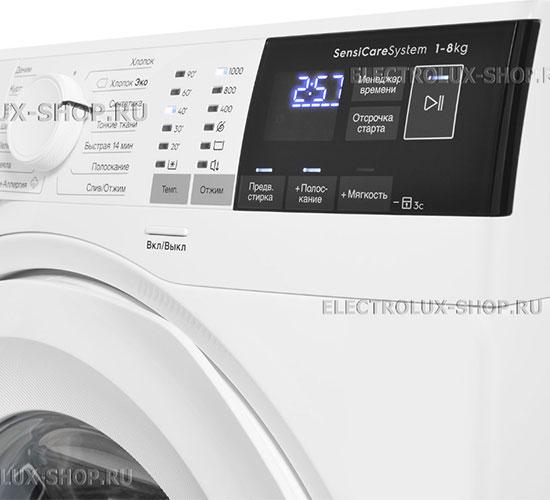 Дисплей стиральной машины Electrolux EW 6F4R 08 WU