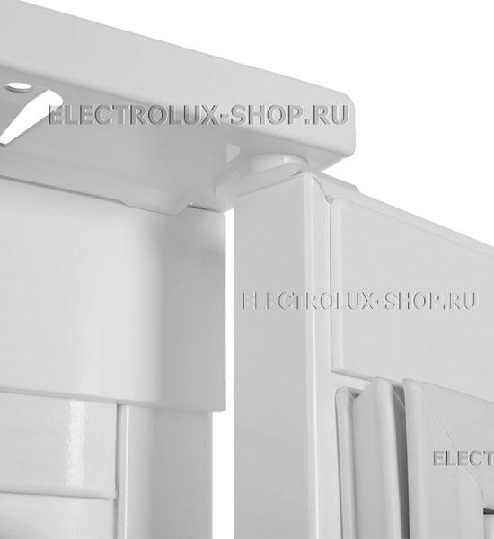 Крепление дверцы встраиваемого двухкамерного холодильника Electrolux ENN 92853 CW
