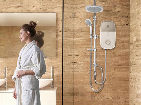 Проточный водонагреватель Electrolux ComfortFlow 700