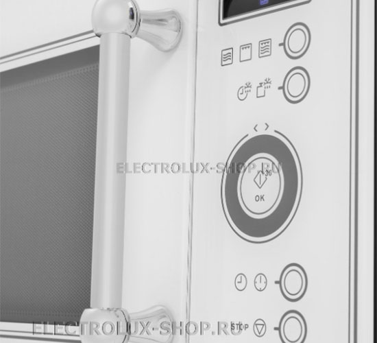 Панель управления встраиваемой микроволновой печи СВЧ Electrolux EMT 25203 C