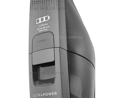 Фиксатор съемного блока беспроводного пылесоса Electrolux EUP 84 IGM PerformancePro