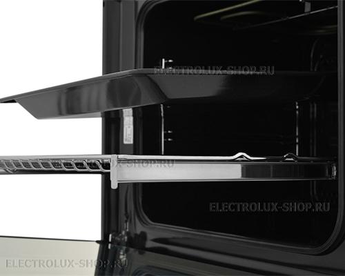 Противень и решетка электрического духового шкафа Electrolux EZB 52430 AX