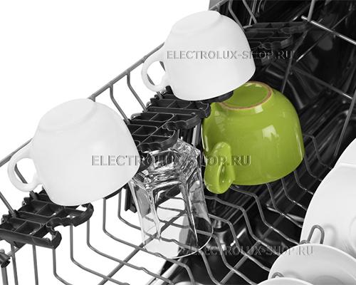 Держатели для бокалов и чашек посудомоечной машины Electrolux ESF 9552 LOX