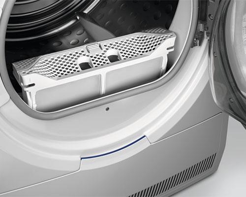Ворсовый фильтр сушильного автомата Electrolux EW6 CR 428 W
