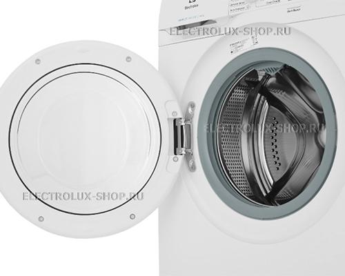 Дверца загрузочного люка стиральной машины Electrolux EW6S4R 06 W