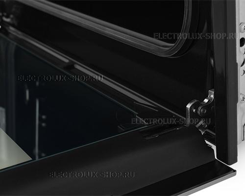 Крепление дверцы электрического духового шкафа Electrolux EZB 52430 AX