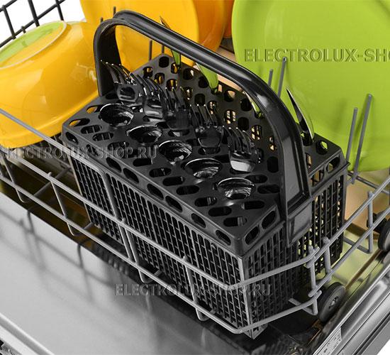 Корзинка для столовых приборов посудомоечной машины Electrolux ESF 9552 LOX