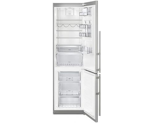 Двухкамерный холодильник Electrolux EN 3889 MFX CustomFlex