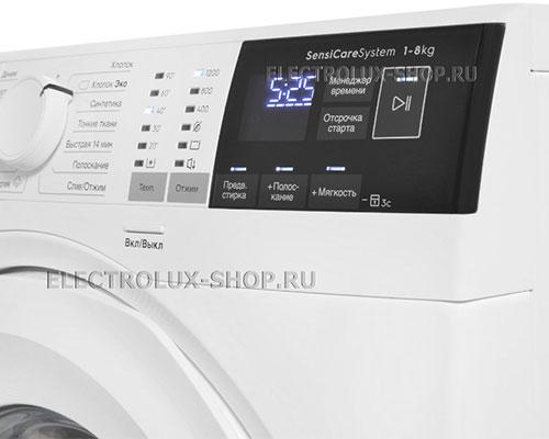 Дисплей стиральной машины Electrolux EW 6F4R 28 WU