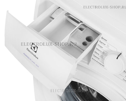 Кювета для моющих средств стиральной машины Electrolux EW 6F4R 28 WU