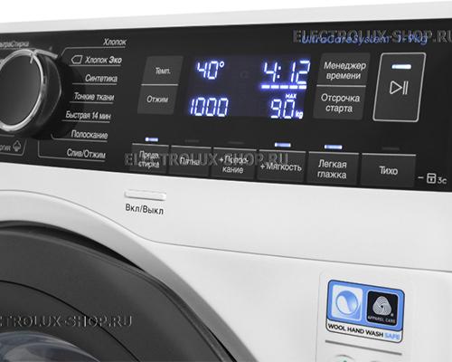 Дисплей стиральной машины Electrolux EW 8F 2R 29 S