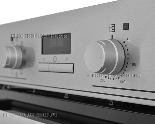 Панель управления электрического духового шкафа Electrolux OPEA 4300 X
