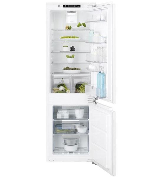 Встраиваемые двухкамерные холодильники Electrolux ENC 2854 AOW