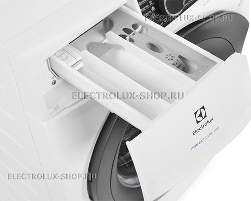 Кювета для моющих средств стиральной машины Electrolux EW 8F 2R 29 S