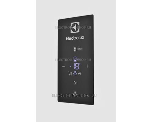 Панель управления двухкамерного холодильника Electrolux EN 3889 MFW CustomFlex