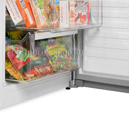 Корзины морозильной камеры двухкамерного холодильника Electrolux EN 3454 NOX