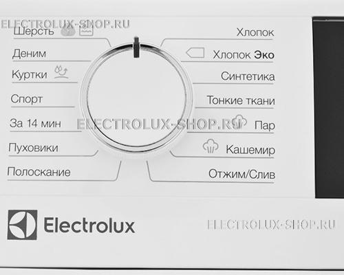Программы стиральной машины Electrolux WM16XDH1OE