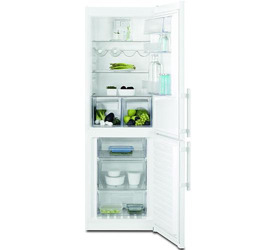 Двухкамерный холодильник Electrolux EN 3452 JOW