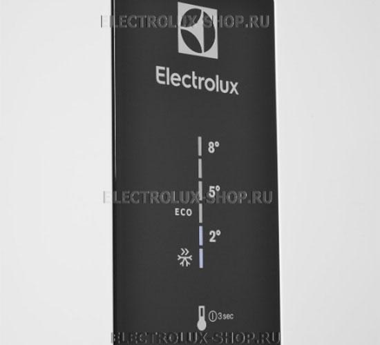 Панель управления двухкамерного холодильника Electrolux EN 3452 JOW