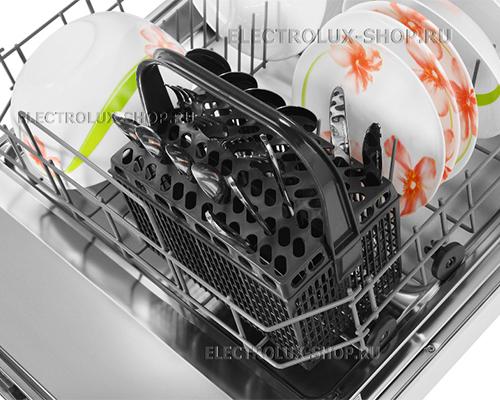 Корзина для столовых приборов посудомоечной машины Electrolux ESF 9526 LOW