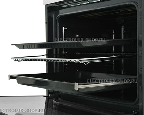 Противни и решетка электрического духового шкафа Electrolux OKC5H 50 W