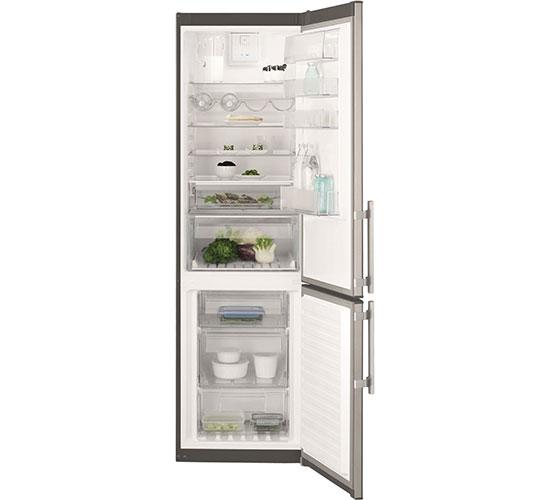 Двухкамерный холодильник Electrolux EN 3854 NOX